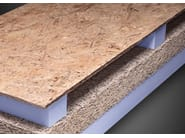 XPS thermal insulation panel ALGOPAN XPS LC | Composite panel for roof - Ediltec