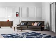 Sofa with chaise longue ALL-TWO | Upholstered sofa - Bonaldo