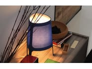 Fabric table lamp ALLURE | Table lamp - Calligaris
