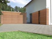 Sectional garage door ALR F42 - HÖRMANN ITALIA