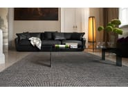 Sectional leather sofa ALYON - Calligaris