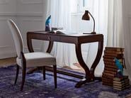 Upholstered medallion chair AMADEUS - SELVA