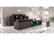 Fitted kitchen AMALFI FULL - Del Tongo