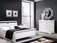 Solid wood dresser AMALFI | Lacquered dresser - Arvestyle