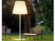 Polyethylene Floor lamp AMAX | Polyethylene Floor lamp - FontanaArte