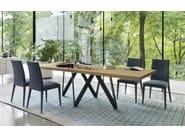 Fabric chair ANAIS - Calligaris