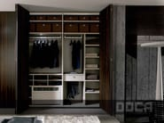 Wardrobe with folding doors ANGÓN MOOCCA - Doca