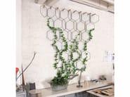 Metal vertical gardening trellis ANNO - Compagnie