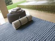 Handmade fabric rug ANTIGUA - Besana Moquette