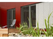 Adjustable solar shading AR 92 ECN® - HELLA Italia