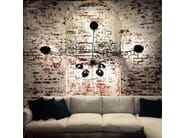Metal wall lamp AR7B | Wall lamp - Editions Serge Mouille