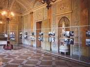 Modular display unit ARCHIMEDE DISPLAY - Caimi Brevetti