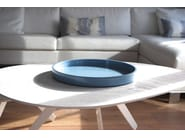 Low modular coffee table for living room ARCHIPEL - Raphaël Thomas éditions