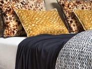 Rectangular silk cushion with removable cover SPRINGS - Élitis