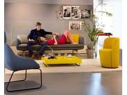 Fabric easy chair ARIL - Palau