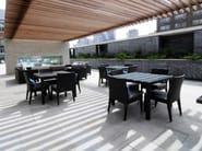 Sedia da giardino ARLINGTON | Sedia da giardino - 7OCEANS DESIGNS