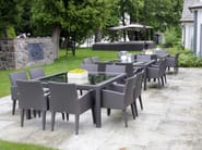Rectangular dining table ARLINGTON | Rectangular table - 7OCEANS DESIGNS