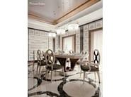 Makassar kitchen - Rosewood version - Arrogance Collection - Modenese Gastone