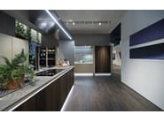 Linear kitchen ARTE | Linear kitchen - Euromobil