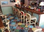 Indoor/outdoor cement wall/floor tiles ARTEMIS MIX - TsourlakisTiles