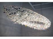 Halogen crystal pendant lamp ARTICA | Crystal pendant lamp - Manooi