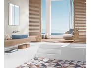 Countertop TitanCeram washbasin ARTIS COLOR LINE - Villeroy & Boch
