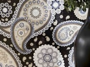 Marble mosaic ARTISTIC CONTEMPORARY - ARTISTIC PAISLEY - Lithos Mosaico Italia - Lithos