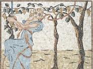 Marble mosaic ARTISTIC CONTEMPORARY - AUTUNNO - Lithos Mosaico Italia - Lithos