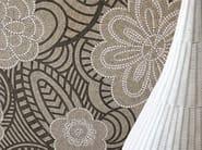 Stone mosaic ARTISTIC CONTEMPORARY - DREAMS CARAMEL - Lithos Mosaico Italia - Lithos