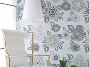 Marble mosaic ARTISTIC CONTEMPORAY - FLOWERS - Lithos Mosaico Italia - Lithos