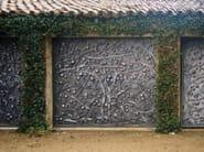 Up-and-over steel garage door ARTISTIC - DE NARDI