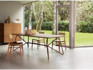 Ash chair ARUBA | Chair - Varaschin