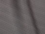 Solid-color synthetic fibre fabric for curtains ASAKUSA - Gancedo