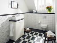 Porcelain stoneware mosaic ATELIER | Porcelain stoneware mosaic - JASBA MOSAIK