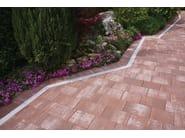 Concrete paving block ATHENA® - MICHELETTO PAVIMENTAZIONI