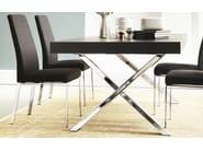 Rectangular wooden table AXEL - Calligaris