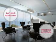 Sistema domotico per gestione luci Active+ - HELVAR
