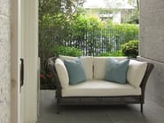 Divano da giardino a 2 posti BALI | Divano a 2 posti - 7OCEANS DESIGNS