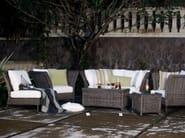 Modular garden sofa BALI | Modular sofa - 7OCEANS DESIGNS