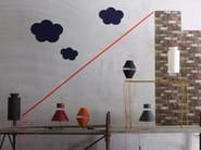 Linen table lamp BALLOON   Table lamp - Atipico