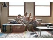Handmade rug BANDAS | Rug - GAN By Gandia Blasco