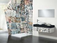 Porcelain stoneware wall/floor tiles BANSKY - Museum