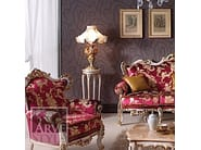 Tavolino alto in legno massello BAROQUE | Tavolino alto - Arvestyle