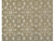 Jacquard fabric with graphic pattern BARROK FR - Aldeco, Interior Fabrics