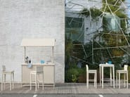 Outdoor bar cabinet BATIDA - Atmosphera