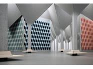 Decorative acoustical panels BAUX INSPIRATION - BAUX
