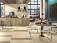 Indoor/outdoor porcelain stoneware wall/floor tiles with marble effect BEIGE EXPERIENCE Bronze Pulpis - Italgraniti