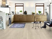 Vinyl flooring BEIGE WASHED OAK - Pergo