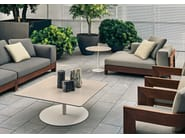 Outdoor side table BELLAGIO OUTDOOR - Minotti