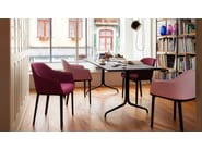 Wooden dining table BELLEVILLE TABLE DINING - Vitra